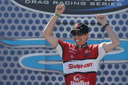 Pro Stock Motorcycle: Steve Johnson