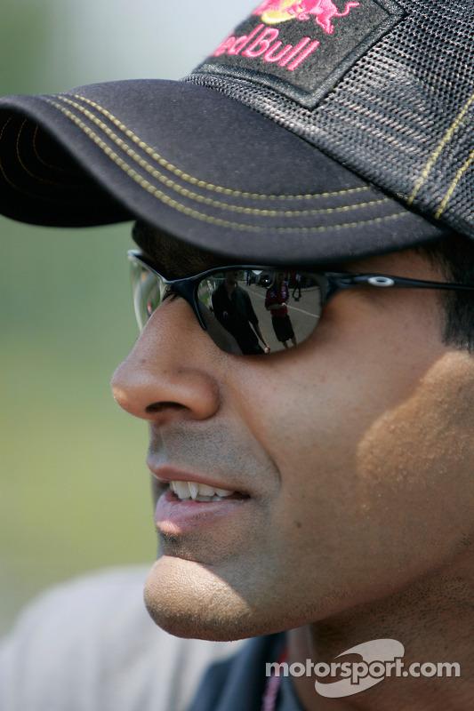 Karun Chandhok