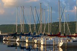 Watkins Glen marina