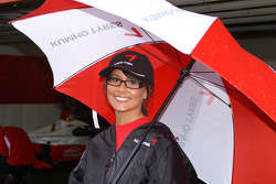 Kumho hostess