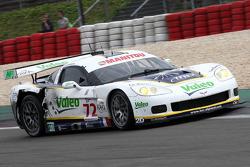 #72 Luc Alphand Aventures Corvette C6.R: Guillaume Moreau, Luc Alphand, Patrice Goueslard