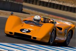 Robert Ryan, 1968 McLaren M6B