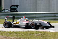 Roberto Merhi, Hitech Racing Dallara-Mercedes