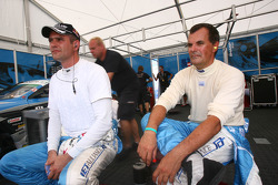 Karl Wendlinger and Lukas Lichtner-Hoyer