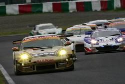 #26 Yunker Power Taisan Porsche: Nobuteru Taniguchi, Shinichi Yamaji, Keita Sawa