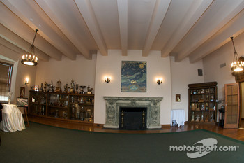 Inside the Detroit Yacht Club