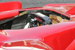 Scuderia Ferrari, steering wheel