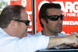 Chip Ganassi and Dario Franchitti discuss future projects
