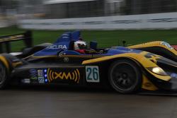 #26 Andretti Green Racing Acura ARX-01B: Franck Montagny, James Rossiter