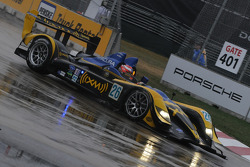 #26 Andretti Green Racing Acura ARX-01B: Franck Montangy, James Rossiter