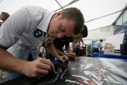 Formula One and GP2 Drivers unite for solidarity: Marko Asmer