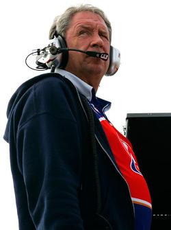 Jimmy Finnig, crew chief for David Ragan