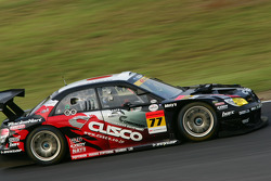 #77 Cusco Dunlop Subaru Impreza: Tetsuya Yamano, Kota Sasaki