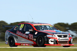 Lee Holdsworth, Michael Caruso (Garry Rogers Motorsport Commodore VE)