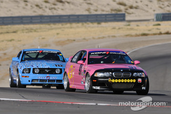 #91 Automatic Racing BMW M3 Coupe: Charles Espenlaub, Charles Putman