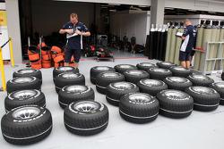 WilliamsF1 Team, Bridgestone tyres