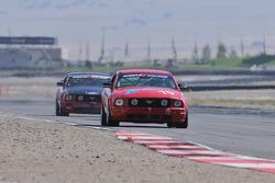 #70 Hickham Motorsports Ford Mustang GT: Steven Hickham Jr., Steven Hickham Sr.