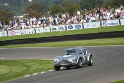 Tourist Trophy practice: 63 AC Cobra - Barrie Williams
