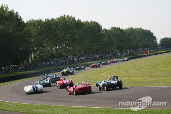 Sussex Trophy race start sequence