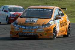 Tom Chilton leads Micky Doyle