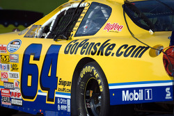 Penske Dodge sits on pit road