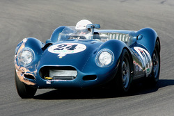 Trevor Groom, and Michael Quinn, Lister-Jaguar Knobbly, 1959