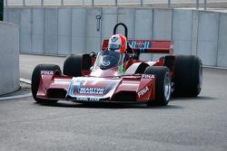 Hubertus Bahlsen, Brabham BT45 Alfa Romeo, 1976