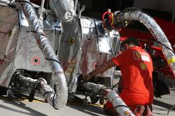 Ferrari refueling rigs