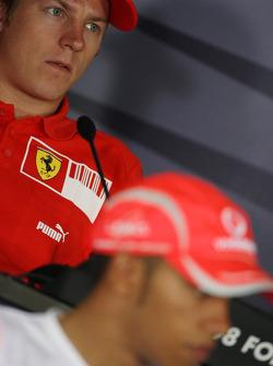 FIA Thursday press conference: Kimi Raikkonen, Scuderia Ferrari