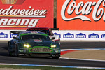 #007 Drayson - Barwell Aston Martin Vantage: Paul Drayson, Jonny Cocker