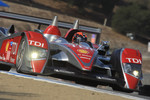 #1 Audi Sport North America Audi R10 TDI: Emanuele Pirro, Christijan Albers