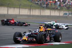 David Coulthard, Red Bull Racing, Jenson Button, Honda Racing F1 Team