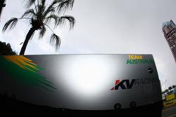 Team Australia details