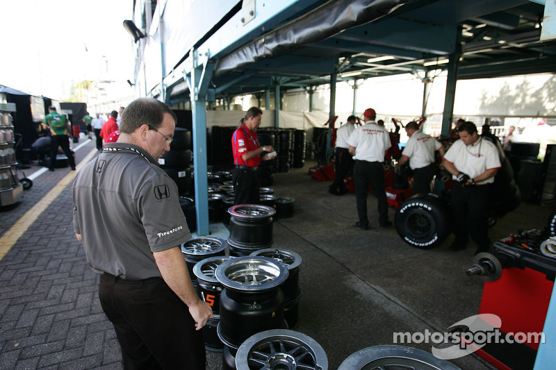 Team's pickup tyres