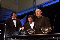 Scott Sharp, David Brabham - P2
