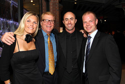 Christina Magnussen, Richard Sloop, David Brabham, Jan Magnussen