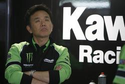 Kawasaki Racing Director Ichiro Yoda