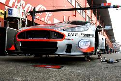 Gigawave Motorsport Aston Martin DB9
