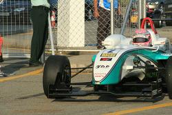 Keisuke Kunimoto returns after winning the 55th Macau Grand Prix