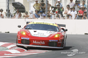 #95 Advanced Engineering Pecom Racing Team Ferrari F430: Matias Russo, Luis Perez Companc