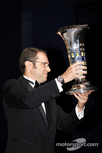 FIA Formula 1 World Championship winning constructor Ferrari Team director Stefano Domenicali
