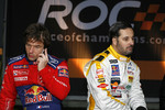 Sbastien Loeb and Yvan Muller will meet in the first round of the Race of Champions