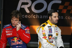 Sébastien Loeb and Yvan Muller will meet in the first round of the Race of Champions