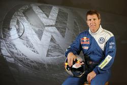 Volkswagen Motorsport: driver Mark Miller