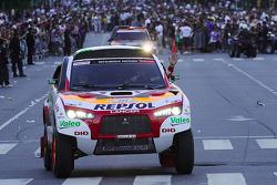 # 304 Mitsubishi Racing Lancer: Nani Roma and Lucas Cruz Senra