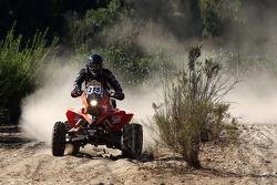 #275 KTM 525 XC: Camelia Liparoti