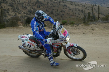#12 Yamaha WRF 450: David Fretign
