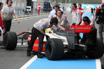 Lewis Hamilton, McLaren Mercedes, MP4-24