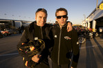 Timo Bernhard and Romain Dumas