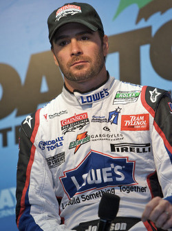 GAINSCO Bob Stallings Racing press conference: Jimmie Johnson